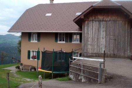 das rustikale Ferienhaus